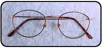 Eyeglasses After Repair